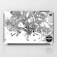 oslo iPad Cases featuring OSLO by Maps Factory