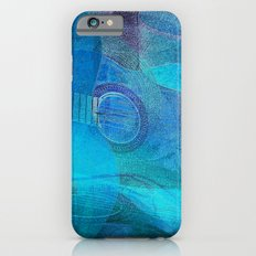 Guitar Study Blues Slim Case iPhone 6s