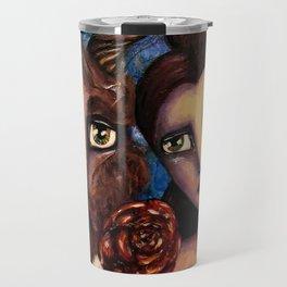 Beauty & the Beast Travel Mug