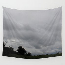 Cloudy Day Wall Tapestry