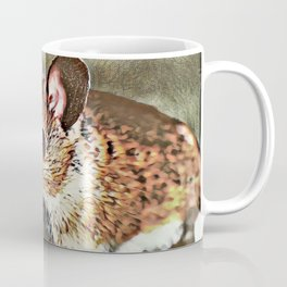 Toony Mouse Coffee Mug