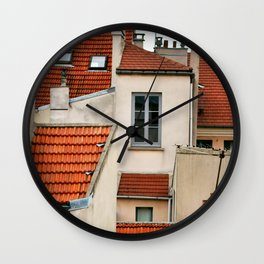 Old Europe Wall Clock