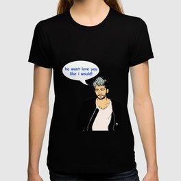 zayn m T-shirt