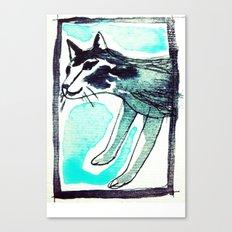 SAKE. Canvas Print