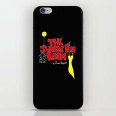The Jungle Fun Room:  Blackboard Artwork iPhone Skin