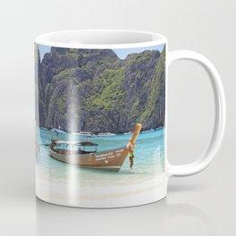 Maya Bay, Phi Phi Island, Thailand Coffee Mug