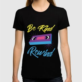 be kind rewind dj t-shirts T-shirt