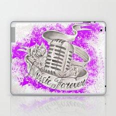 Music Forever Laptop & iPad Skin