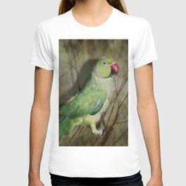 Indian Ringneck Parrot - Cherokee T-shirt