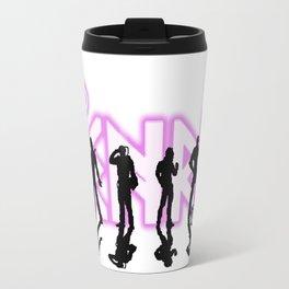Neo Fenrir Team with Logo_W Travel Mug