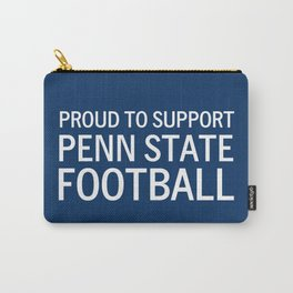 Proud to support Penn State Football Carry-All Pouch