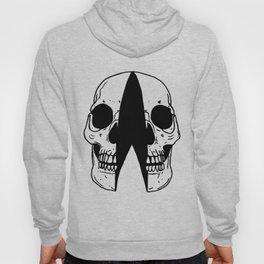 Skull Split Hoody