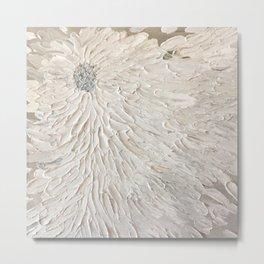 Petals in the Wind Metal Print