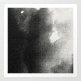 blur to the max Art Print