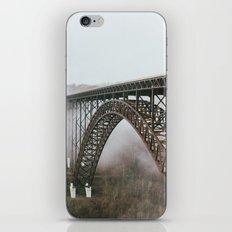 West Virginia Fog 2 iPhone Skin
