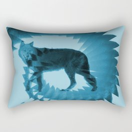 Illusion BL Rectangular Pillow