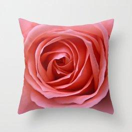 Pink Desire Throw Pillow