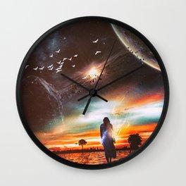 INFINITE WORLD #5 Wall Clock