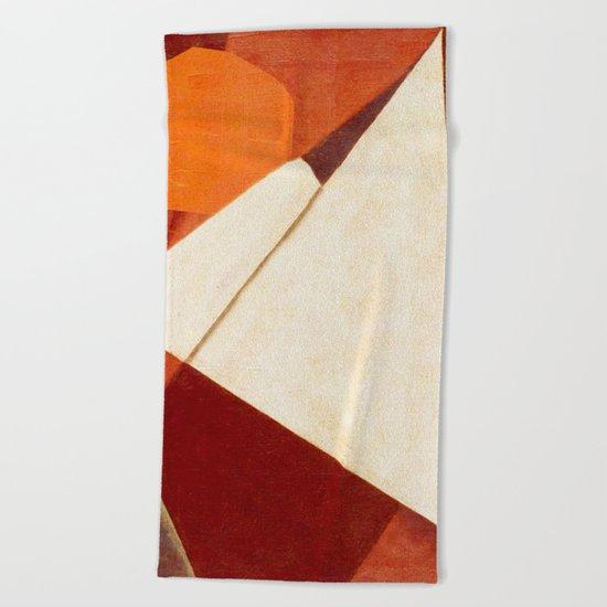 Jangada (Raft) Beach Towel