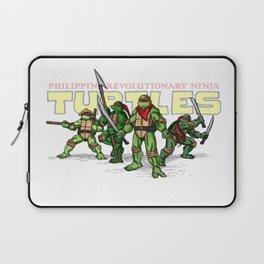 Philippine Revolutionary Ninja Turtles Laptop Sleeve