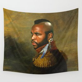Mr. T - replaceface Wall Tapestry