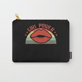 Girl Power Feminism Women's Rights Carry-All Pouch