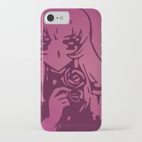utena iPhone & iPod Cases featuring Take My Revolution by Dani Pinto