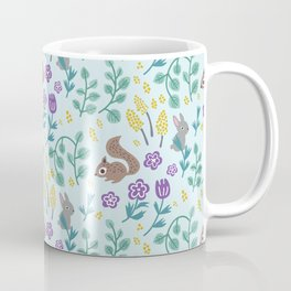 Green Meadow Coffee Mug
