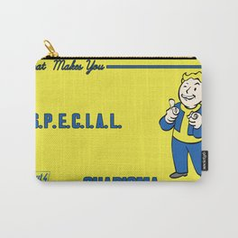 Charisma S.P.E.C.I.A.L. Fallout 4 Carry-All Pouch