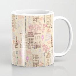 New York City 1900 Coffee Mug