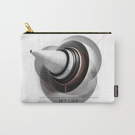 Jet Life Carry-All Pouch