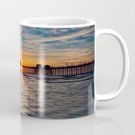 Huntington Beach Sunsets  2/1/15 Coffee Mug
