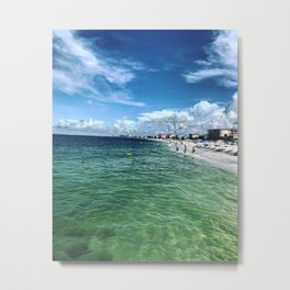 Beautiful Florida Metal Print