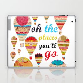 Oh The Places You'll Go, Print Laptop & iPad Skin