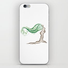 Mother Earth Tree iPhone Skin