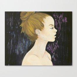 Exert Canvas Print