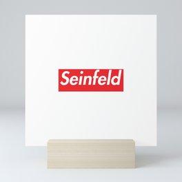 Seinfeld Mini Art Print