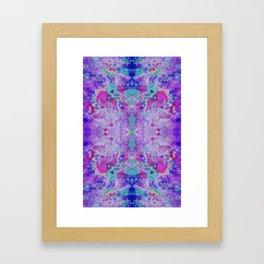 Cosmogony II Framed Art Print