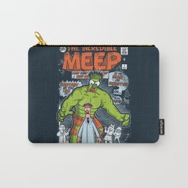 Incredible Meep Carry-All Pouch