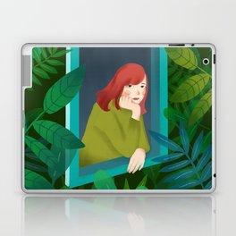 Ivy love. Laptop & iPad Skin