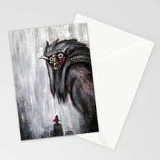 Wander and the Colossus Stationery Cards