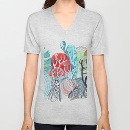 A Study in Nature Unisex V-Neck