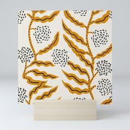 LA VILLE VINE Mini Art Print