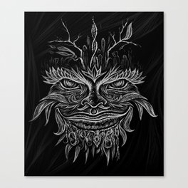 Forest Elemental Canvas Print