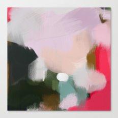 Lena Canvas Print