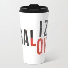legalize love Travel Mug