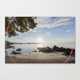 Sooke Beach I Canvas Print