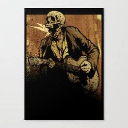 We're Gonna Raise A Ruckus Tonight Canvas Print