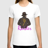 tomb raider T-shirts featuring Raider by edgarascensao