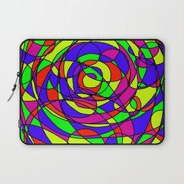 Swirls and Twirls Laptop Sleeve
